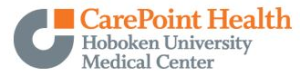 CarePoint Health Hoboken University Medical Center