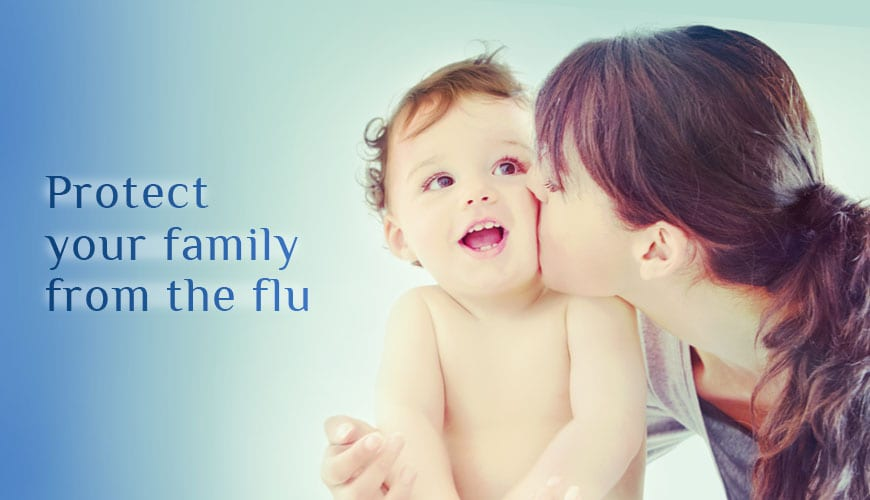 Now is the Time to Get Flu Shots