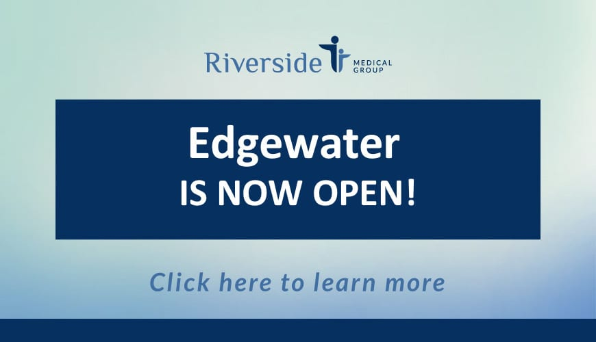 Edgewater is NOW OPEN