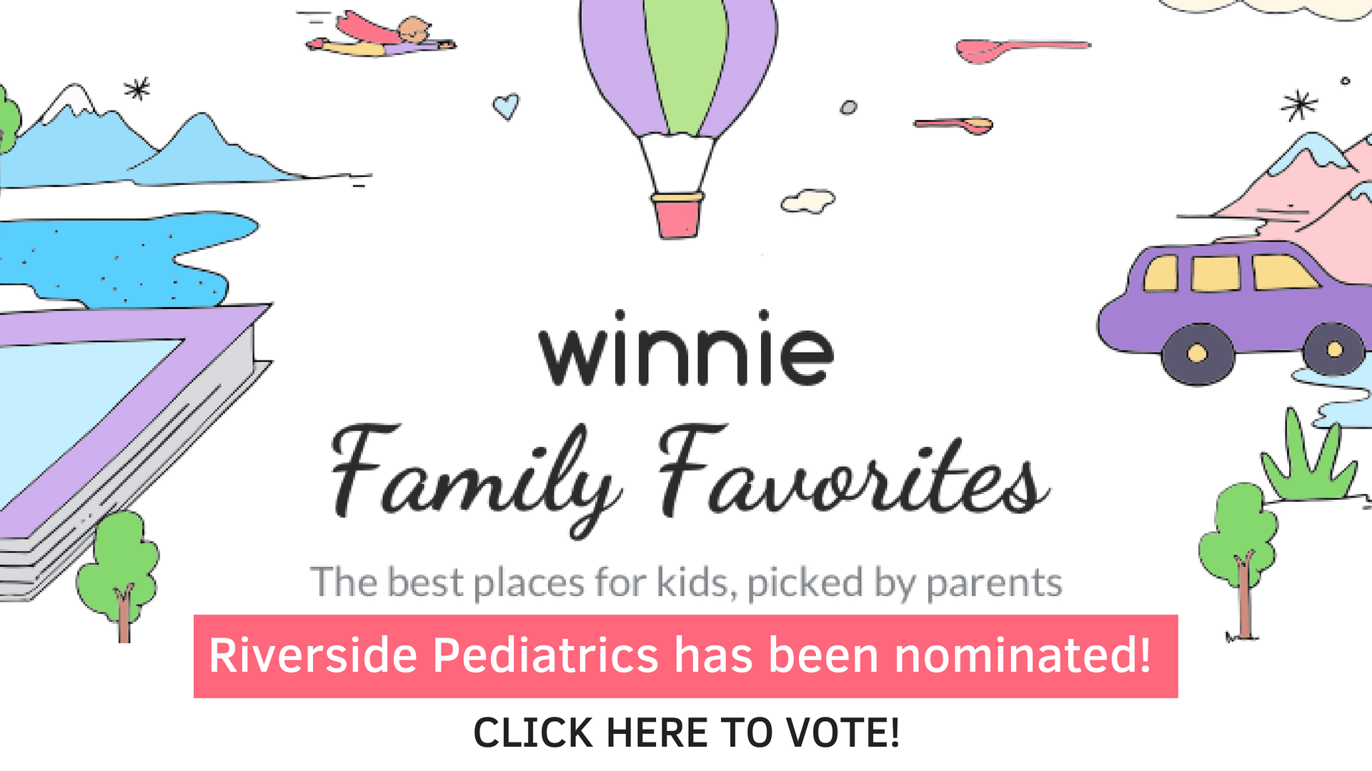 2018 Winnie Family Favorites Nomination
