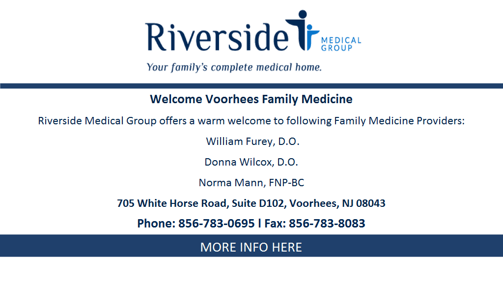 Welcome Voorhees Family Medicine