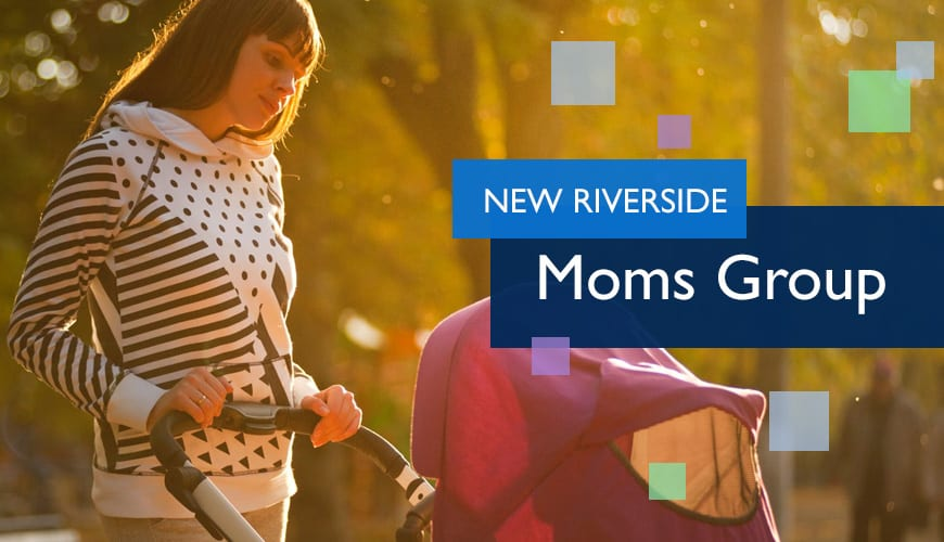 Join Our New Mom's Group