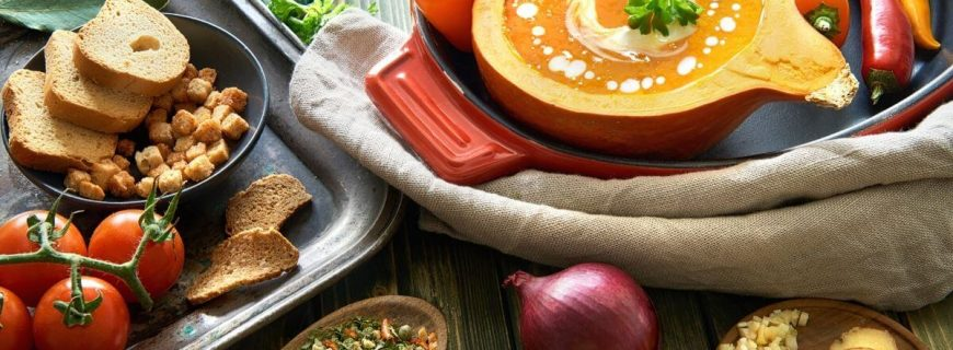 Healthy Foods for the Fall Season