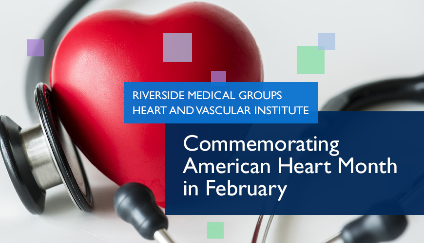Commemorating American Heart Month